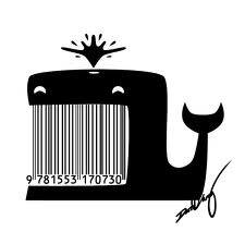 Whale barcode